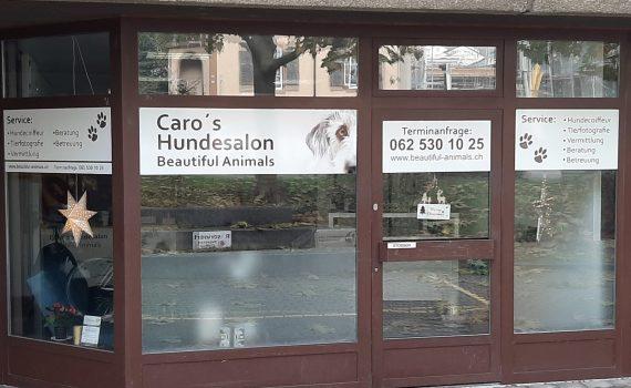 Caro's Hundesalon in Wangen bei Olten