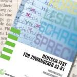 Deutsch-Test für Zuwanderer(移民のためのドイツ語) 当日の様子(2日目・Schriftliche Prüfung(筆記試験))