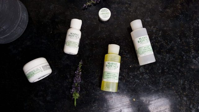 Mario Badescu Acne Starter Kit Review Perfect For Oily