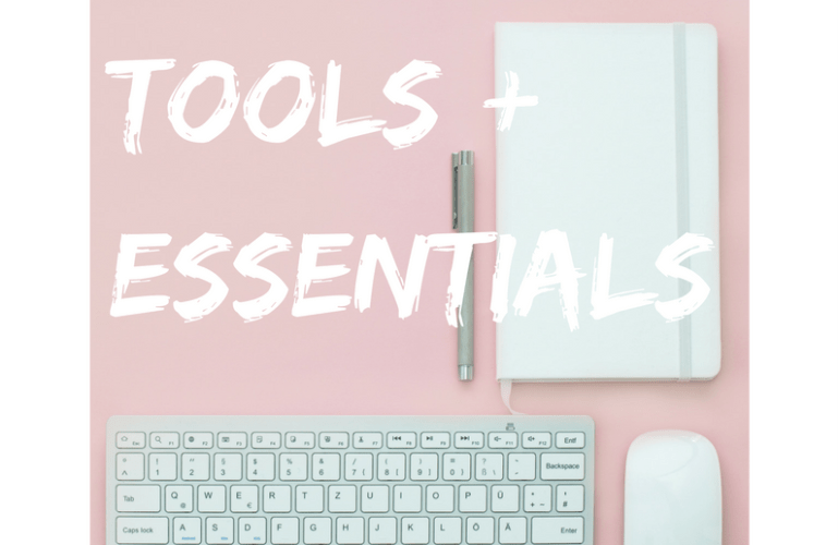 My Essential Websites and Tools For Blogging And Bloggers - Most Of Them Free