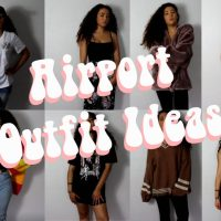 17 Airport Outfit Ideas! (For Summer, Winter, Short Flights AND Long Hauls.)