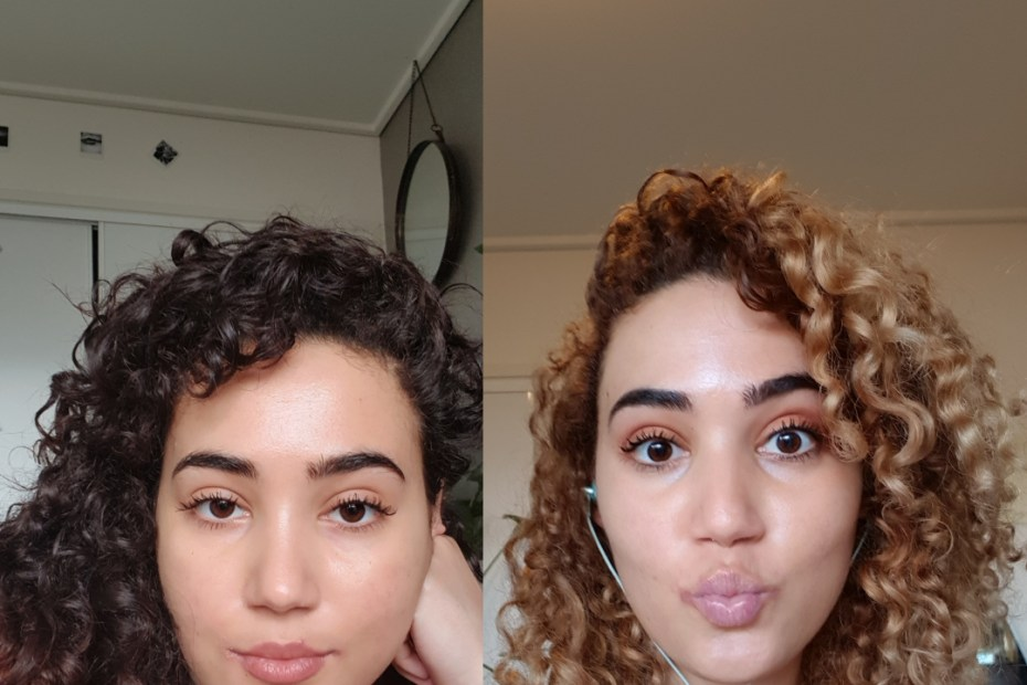 Before And After Photos: DIY Blonde Hair