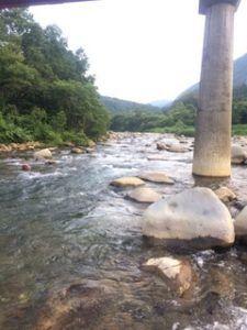BBQ 225x300 - 日本三代渓谷の「清津川で渓流釣り」
