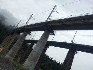 IMG 6309 e1462180534326 300x225 - 日本の美しい鉄道橋上越線の「毛渡沢橋梁」