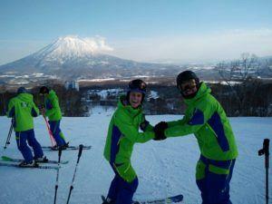 img 2254 300x225 - デンマークからニセコに来たイケメン「スキーインストラクター」〜ニセコ外国人特集〜