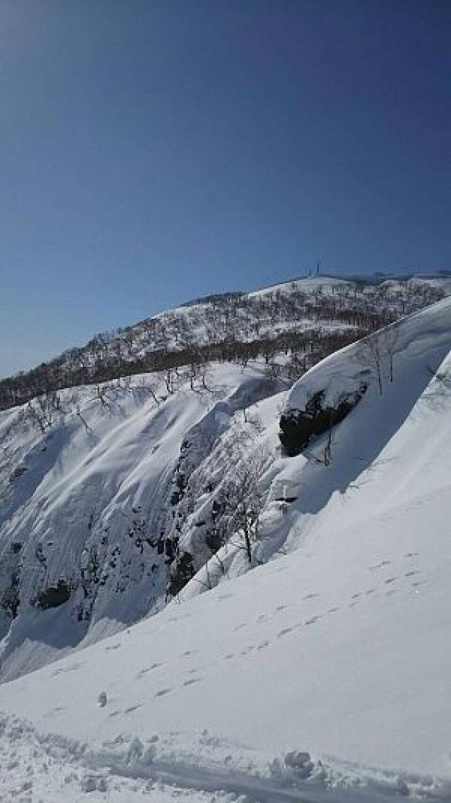 img 2279 - ニセコの禁止区域「春の滝」で雪崩発生〜ニセコ移住日記㉛〜