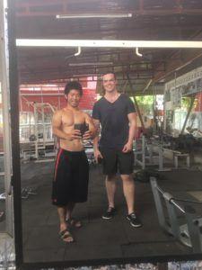 img 1772 225x300 - ラオスのルアンパバーンでジムを探してるなら「Mr.Big Muscle Gym」がお勧め
