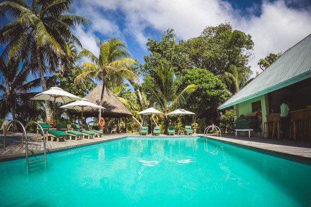 Indian Ocean Lodge, Seychellen – ein charmantes Hotel am Grand Anse auf Praslin