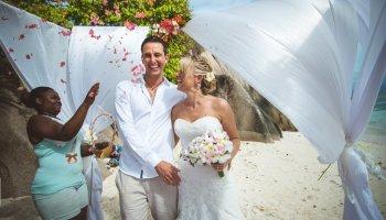 Wedding On The Seychelles