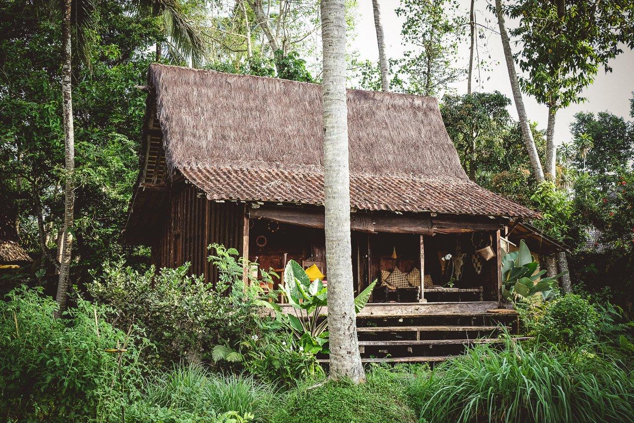 Keranjang Bambu Bali