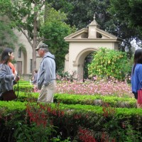 Colorful photos of 2016 Garden Party in Balboa Park!