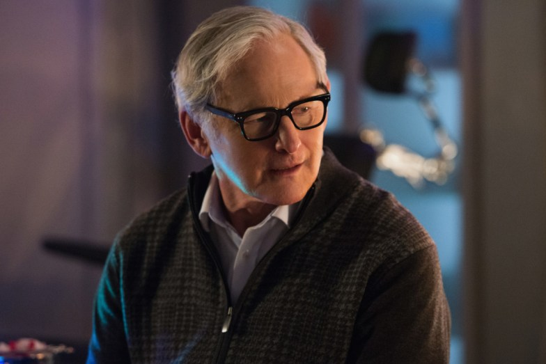 "DC's Legends of Tomorrow --""Turncoat""-- LGN211a_0248.jpg -- Pictured: Victor Garber as Professor Martin Stein -- Photo: Diyah Pera/The CW -- © 2017 The CW Network, LLC. All Rights Reserved"