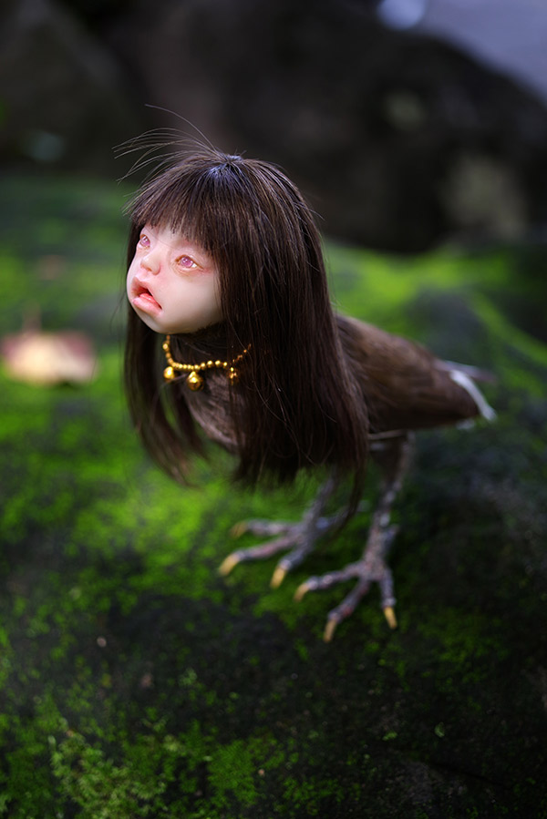 Night Comers: An Interview with Doll Artist Midori Hayashi