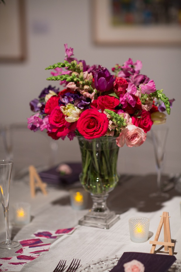 Wedding Wednesday A Museum Romance Part Two  Beautiful Blooms