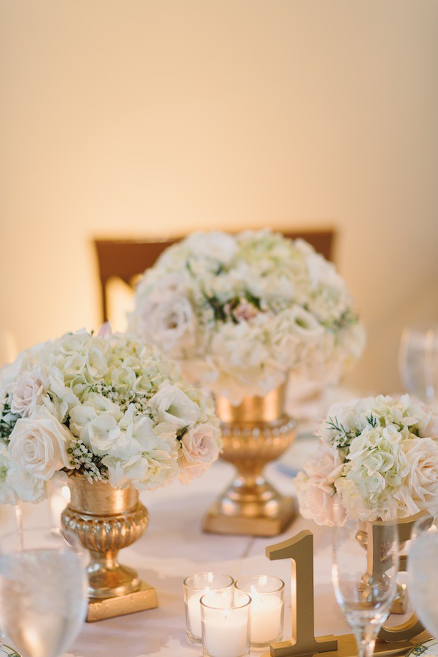 Wedding Wednesday Summer Garden Wedding  Beautiful Blooms