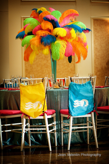 The MerionA Cruise Theme Bat Mitzvah Part Two