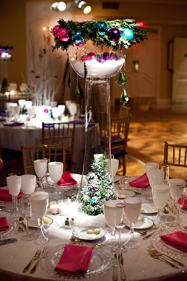 Wedding Wednesday Christmas In July Beautiful Blooms