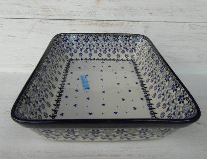 Rechthoekige schalen 504 Ovenschaal 1829X/01 Belle Fleur  29/23cm
