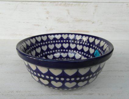 Ronde schalen 16cm Ronde schaal 209 0375EX/02 Blue Valentine