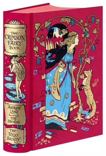 FS Crimson Fairy Book | visit beautifulbooks.info for more...