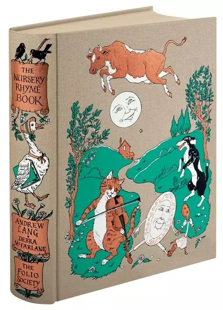 FS Nursery Rhyme Book | visit beautifulbooks.info for more...
