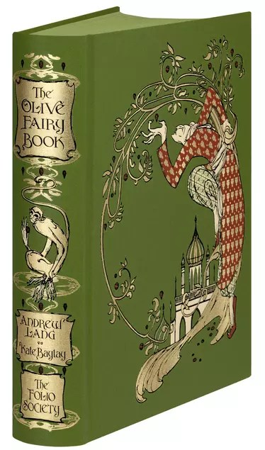 FS Olive Fairy Book | visit beautifulbooks.info for more...