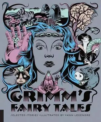 Rockport's Grimm's Fairy Tales HB cover