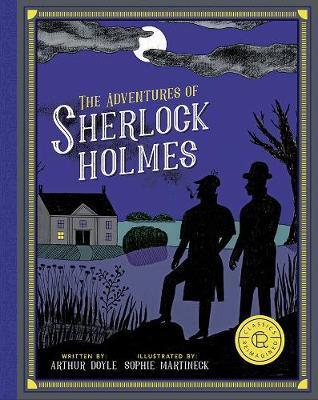Rockport's Sherlock Holmes PB cover