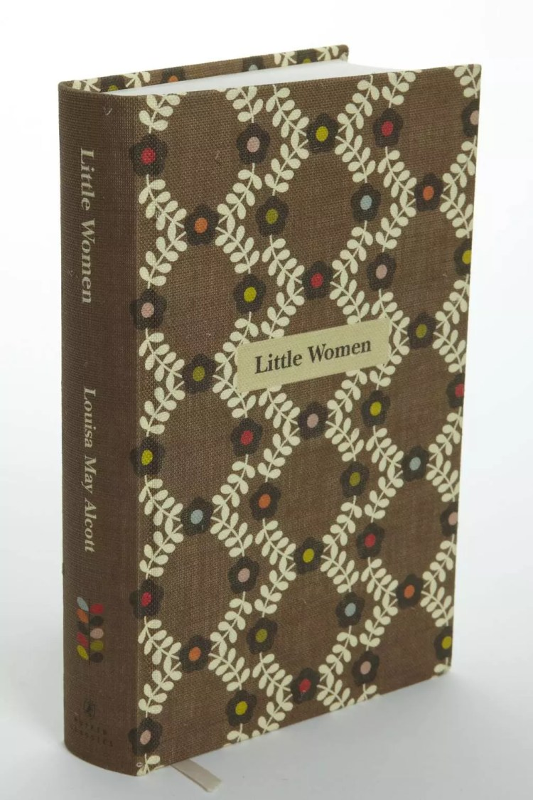 Little Women designed by Orla Kiely | Puffin 70th Anniversary Limited Edition series – beautifulbooks.info