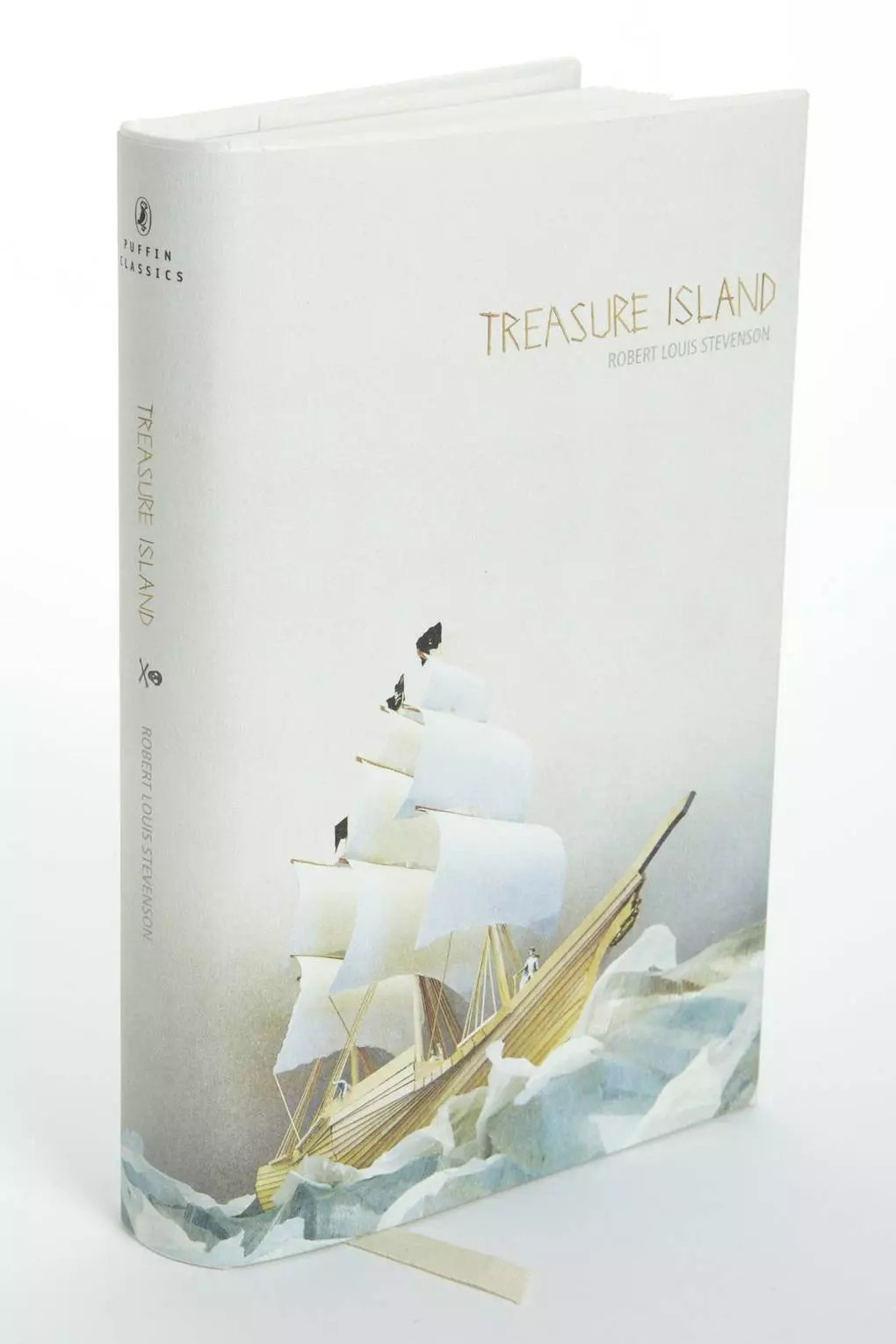 Treasure Island designed by Frank Gehry | Puffin 70th Anniversary Limited Edition series – beautifulbooks.info