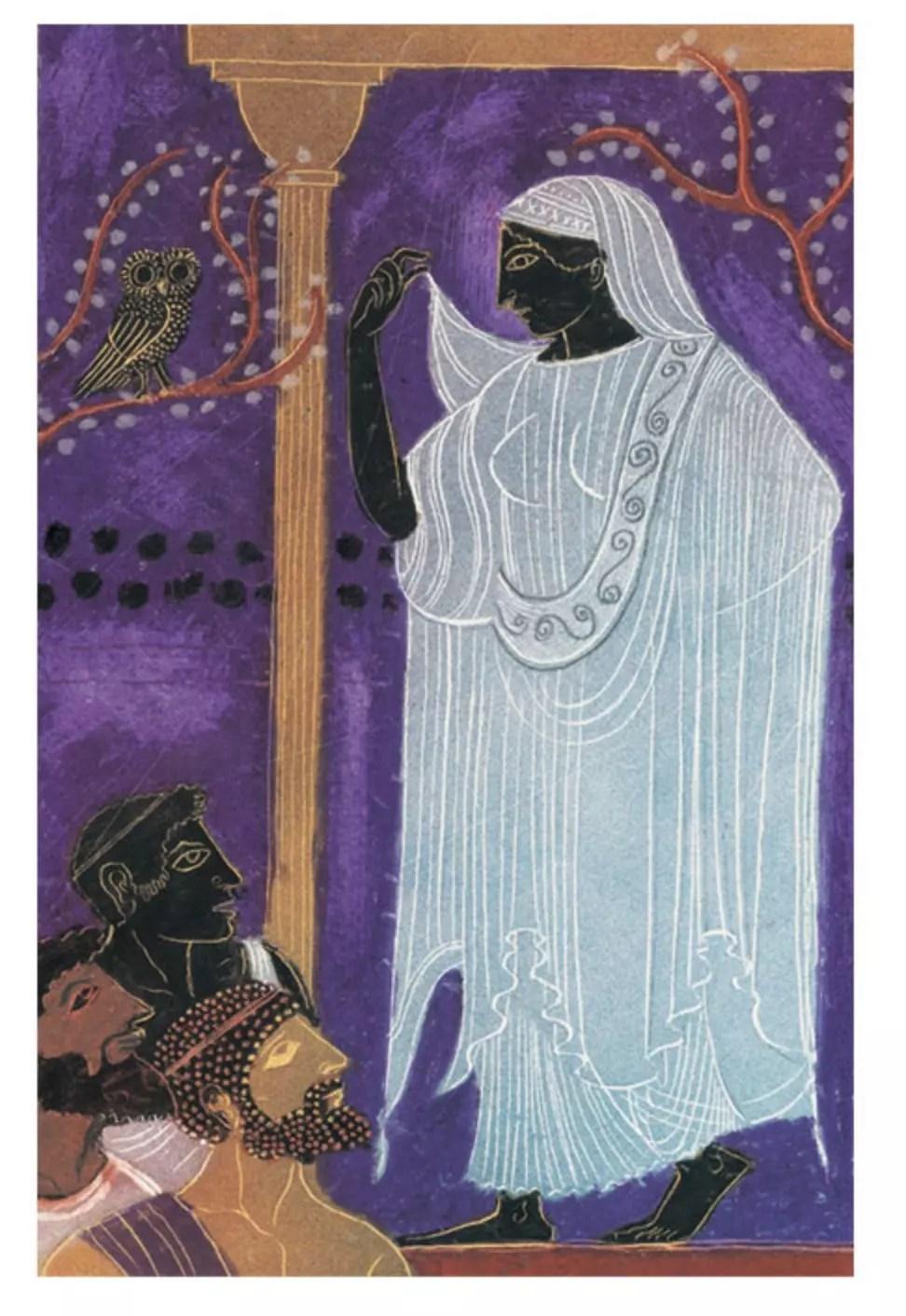 Illustration from FS Odyssey – beautifulbooks.info