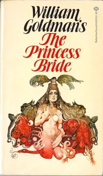 The Princess Bride - 1st Paperback Edition | visit beautifulbooks.info for more...