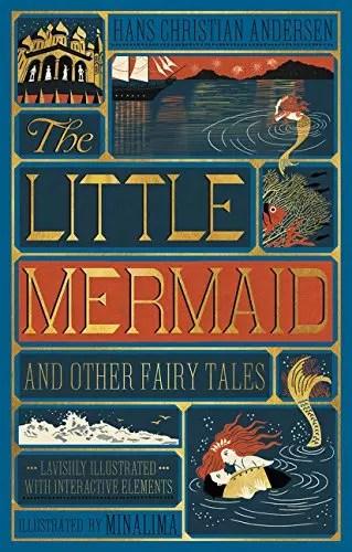 minallima little mermaid