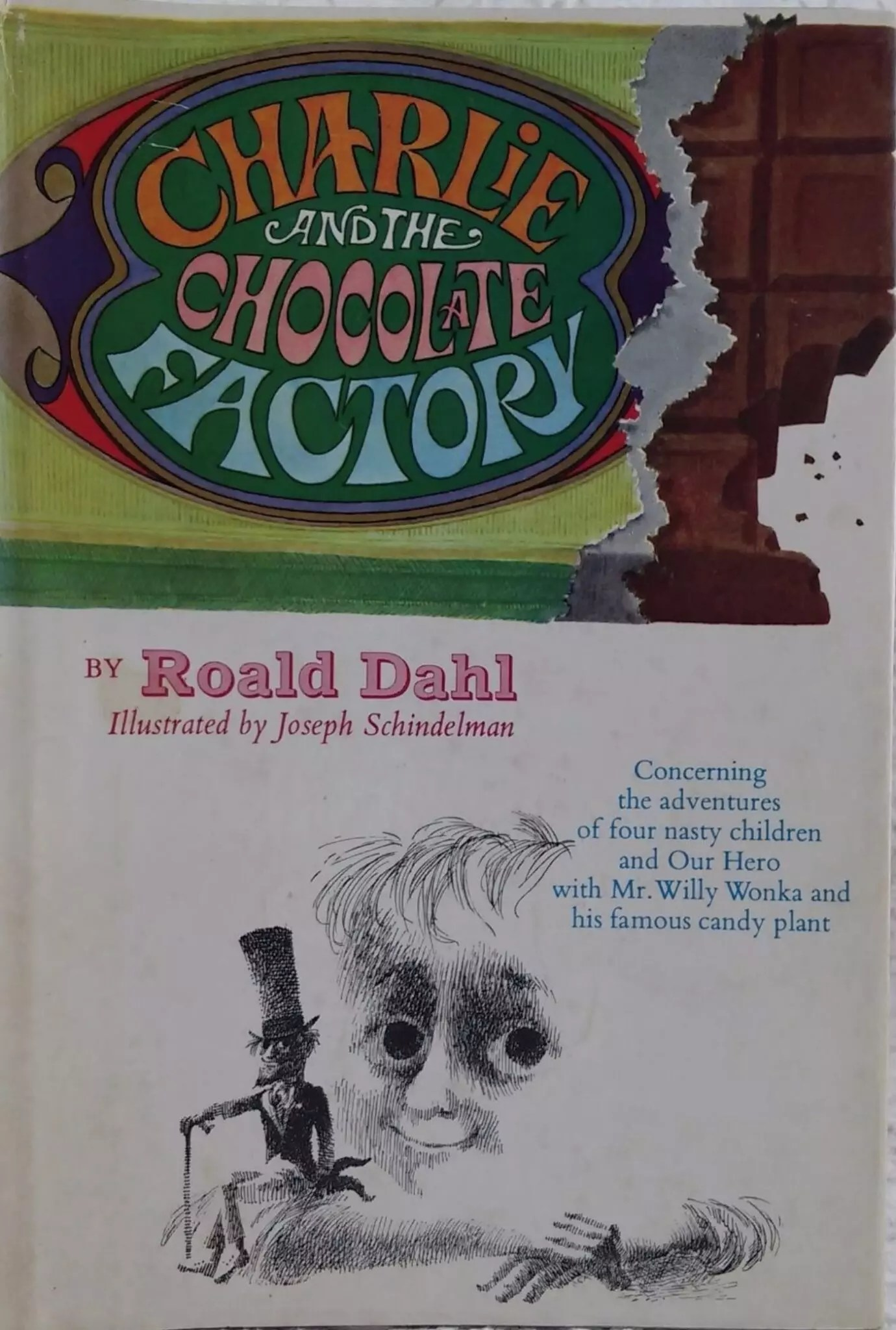 Junior Deluxe Editions Charlie and the Chocolate Factory DJ