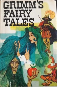 Junior Deluxe Editions Grimms Fairy Tales 1954 DJ