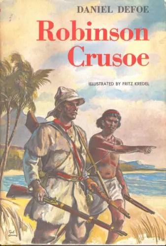 Junior Deluxe Editions Robinson Crusoe DJ