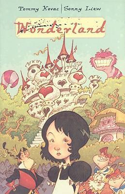Alice Wonderland by Kovak Liew