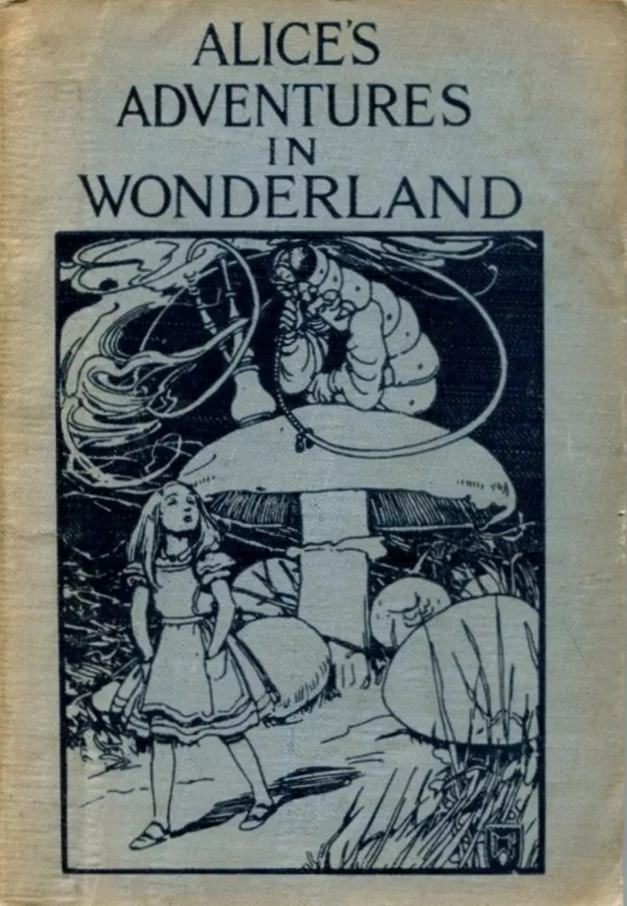 Alice by Alice B Woodward cover