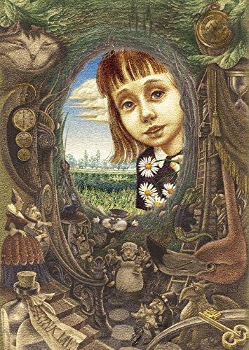 Alice by Oleg Lipchenko