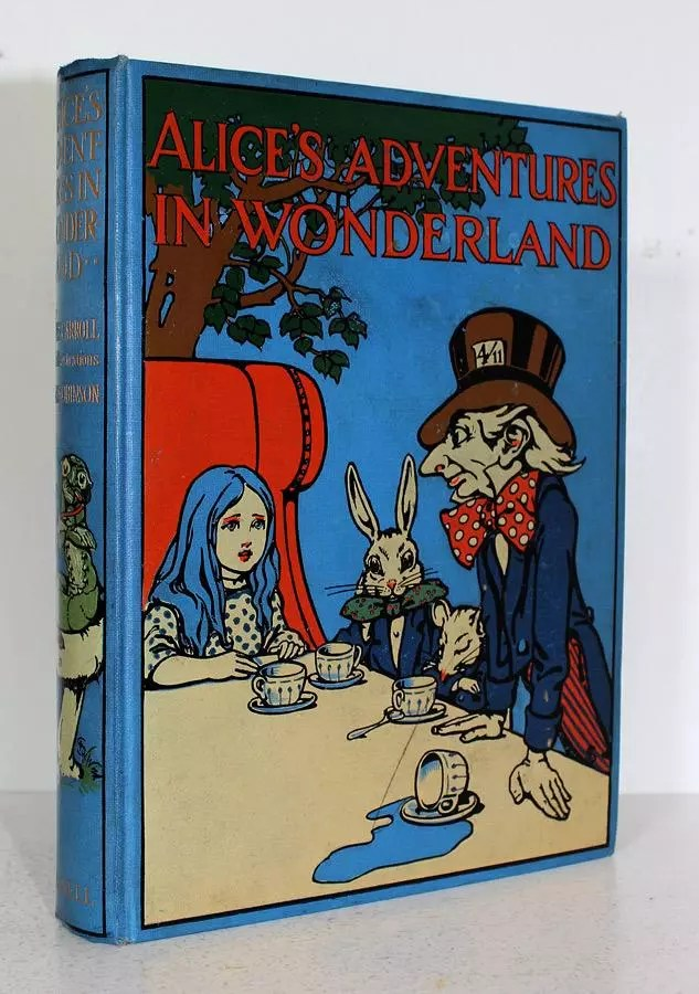 Alice by Robinson