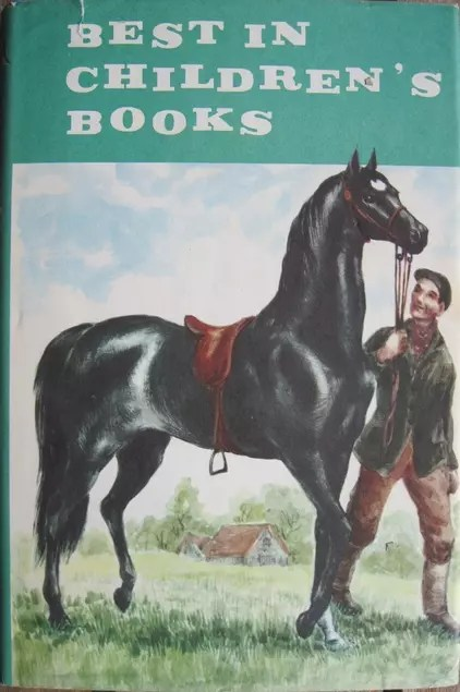 Best in Childrens Books Vol 39 DJ