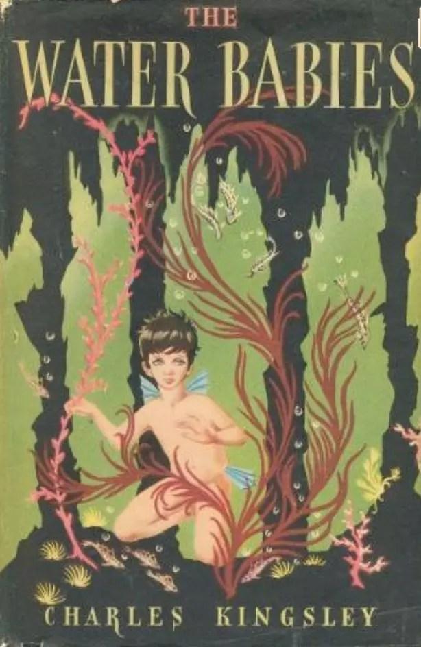 Janet Anne Grahame Johnstone Charles Kingsley The Water Babies