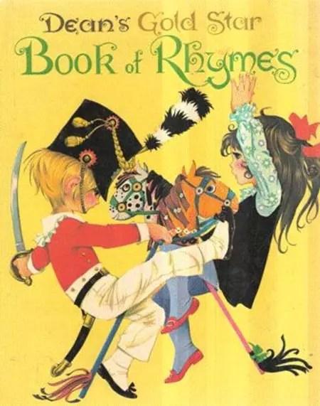 Janet Anne Grahame Johnstone Deans Gold Star Book of Rhymes