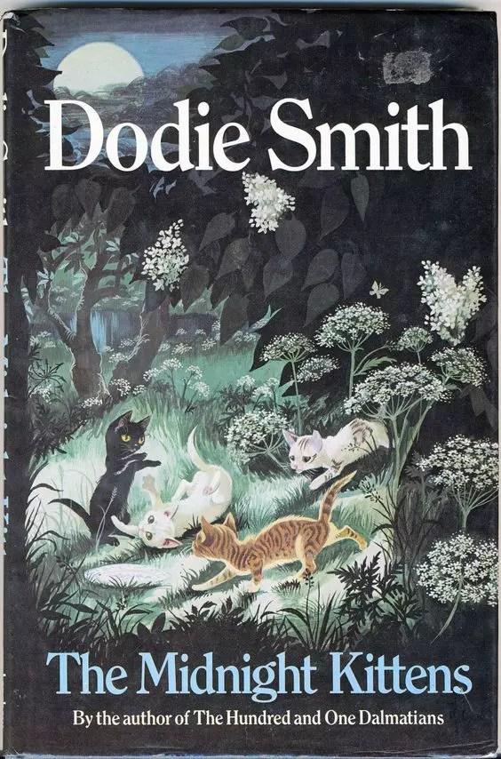 Janet Anne Grahame Johnstone Dodie Smith The Midnight Kittens HB