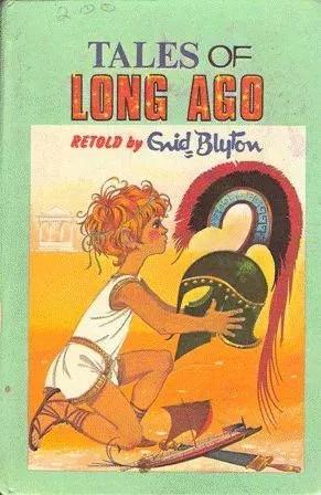 Janet Anne Grahame Johnstone Enid Blyton Tales of Long Ago 2