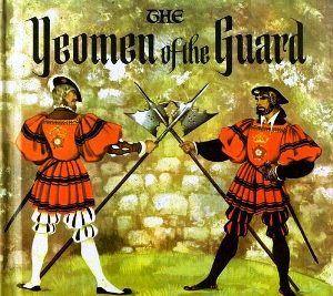 Janet Anne Grahame Johnstone Gilbert Sullivan Yeomen of the Guard