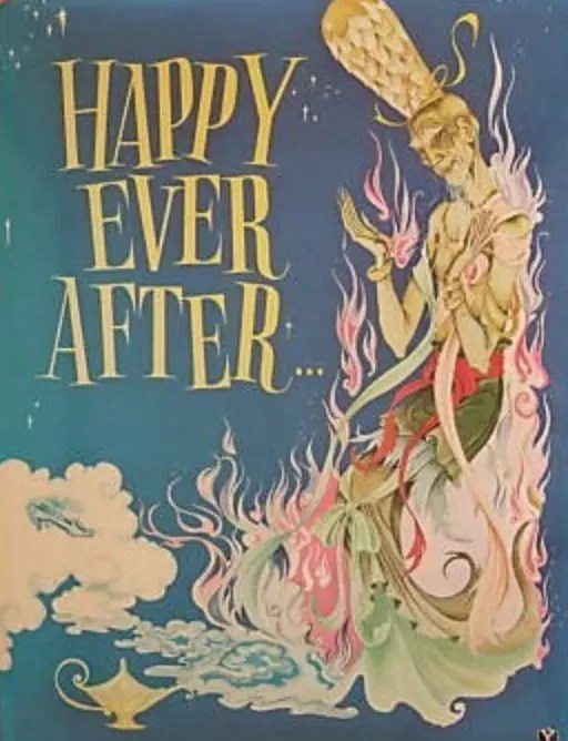 Janet Anne Grahame Johnstone Happy Ever After