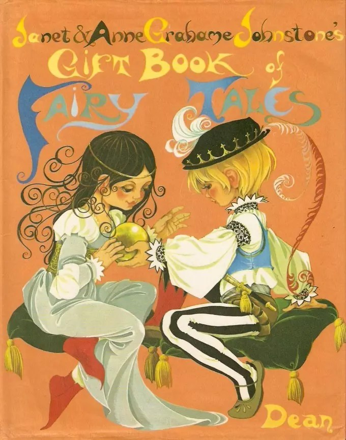 Janet Anne Grahame Johnstone JAGJ Gift Book of Fairy Tales