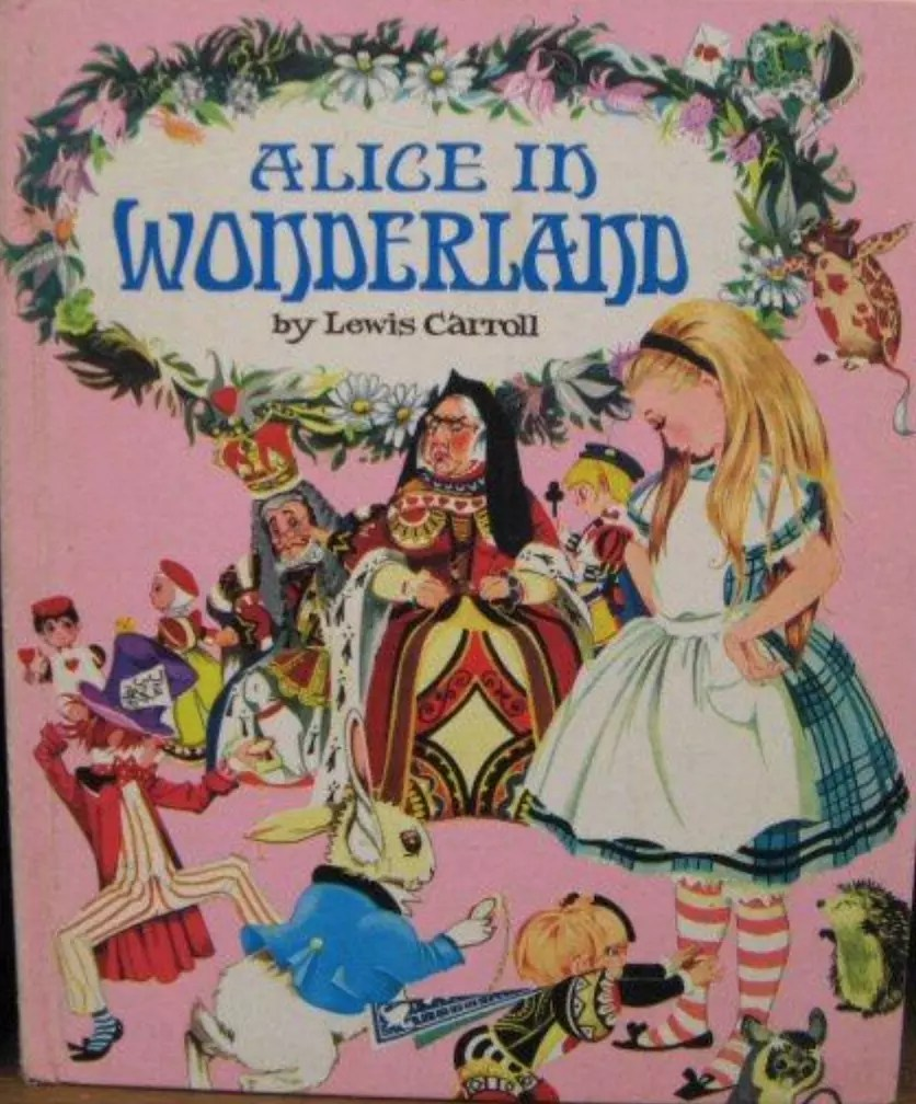 Janet Anne Grahame Johnstone Lewis Carroll Alice in Wonderland