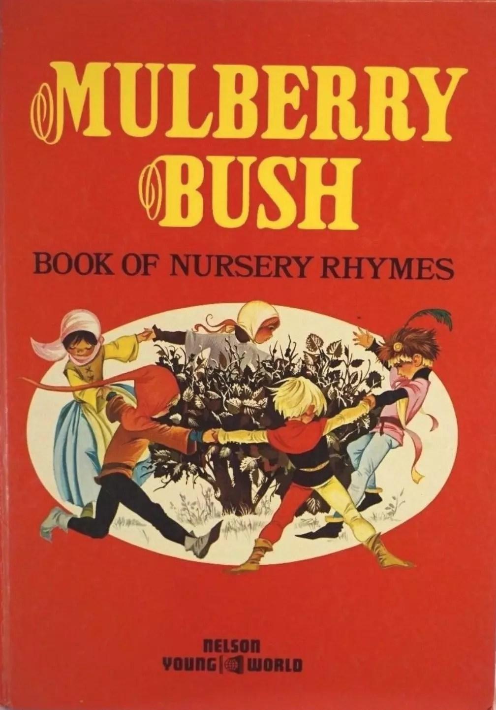 Janet Anne Grahame Johnstone Mulberry Bush